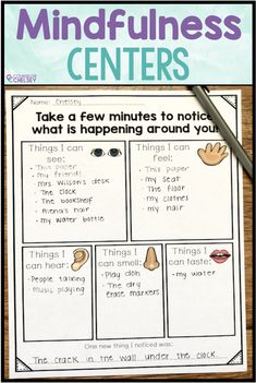 Mindfulness Activities For Social Emotional Learning and Counseling Centers What Is Mindfulness, Mindfulness Training, Mindfulness For Kids, Mindfulness Activities, Mindfulness Therapy, Mindfulness Practice, Mindfulness Meditation, Mindful Activities For Kids, Mindfulness Benefits