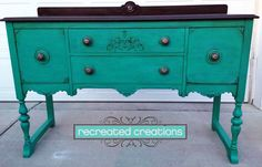 """""""Galapagos Blue"""" Buffet 