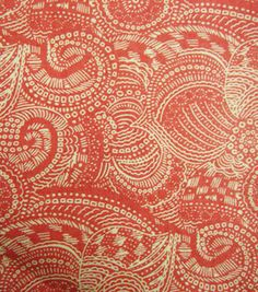 H-Bag?-Keepsake Calico Fabric-Nicole Tangerine & keepsake calico fabric at Joann.com
