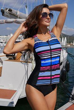 888c07b7ee88a Women Sleeveless Full Front Zipper UPF 50+ Swim Wear Rash Guard Vest Top   SpringBreakSwimwear