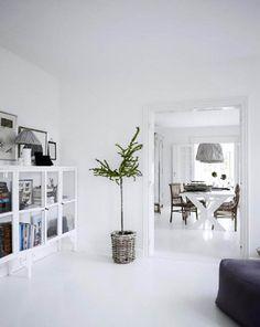 white longue interior design architecture and all the homewares designer home digsdigs