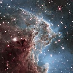WIRED Space Photo of the Day | Mar. 23, 2014: Monkey Head Nebula  NASA, ESA, and the Hubble Heritage Team (STScI/AURA)  | WIRED.com