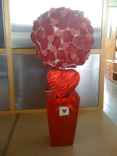 Sweet Tree for Valentines Day