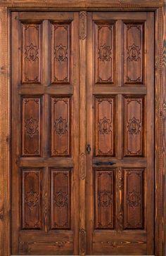 Puertas de interior gama medina puertas r sticas - Puertas rusticas alpujarrenas ...