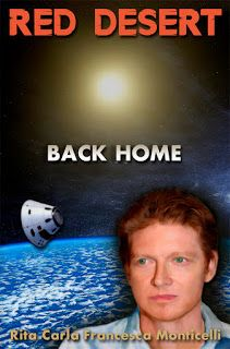 """Red Desert - Back Home"" now in paperback! http://dld.bz/dPs8S #Mars #ScienceFiction"