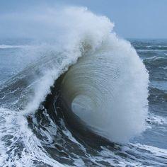 Ocean wave   #smoothestdayever