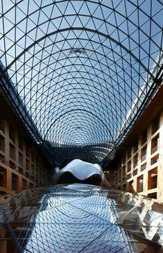 DZ Bank, Berlin ::  Frank Gehry