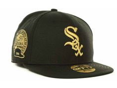 Chicago White Sox MLB 59th Anniversary Exclusive 59FIFTY Cap Hats 6ffdf5aacfa
