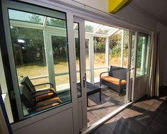 Bungalow 18 - Serre - Klein Vaarwater Ameland #Ameland #vakantie #ontspannen #bungalow