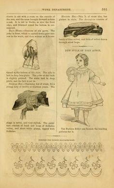 Godey's lady's book 1862 Jan -June; Jul - Dec