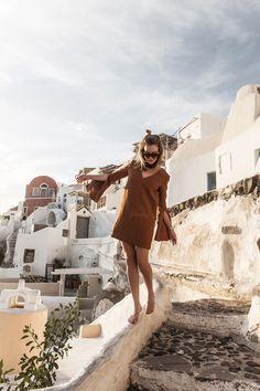 Any Excuse.. Travel Diary on www.oraclefox.com #Santorini #Travel