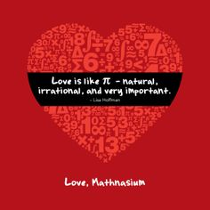 Happy Valentine's Day! How are you celebrating #mathlove today? #love #valentine