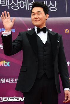 Park Sung Woong at the 49th Baeksang Arts Awards