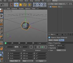 A collection of Cinema 4D Quick Tips previously only posted on my Facebook  page, now available as a single packaged video. These tips range from  Thinking Particles, Hot Keys, and modeling tool basics.