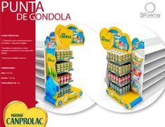 PUNTAS DE GONDOLA. on Behance