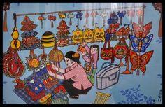 CARNETS DE CHINE - et d'ailleurs: Huxian...