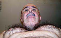 hairychest moustache daddy