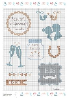 Cross Stitch Love, Cross Stitch Designs, Cross Stitch Patterns, Cross Stitching, Cross Stitch Embroidery, Embroidery Patterns, Wedding Cake Boxes, Beaded Cross, Wedding Album