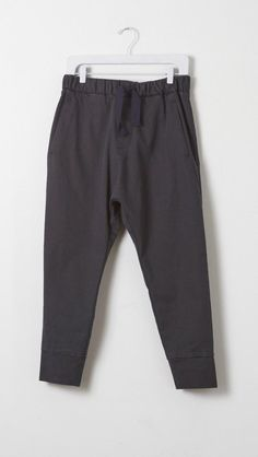 Steven Alan Bandit Jogger Pant in Dust Navy | The Dreslyn