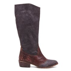 tall western boot