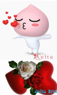 Animated Heart, Sexy Love Quotes, Change Image, Color Change, Hello Kitty, Kisses, Beautiful Love, Imagenes De Amor, Happy Day
