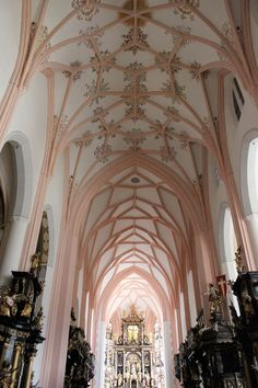inside The Chapel in Salzburg, Austria. part of The Sound of Music Tour, we went June 1997!