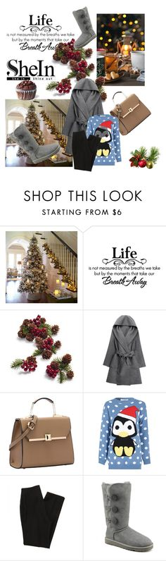 """sheinside"" by ajsajunuzovic ❤ liked on Polyvore featuring Sur La Table, Glamorous, UGG Australia and Sheinside"