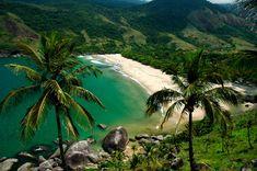 Praia Bonete- Ilha Bela