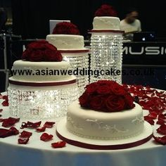 Asian Wedding Cakes Londons Prestige Cake Supplier Showrooms All Over London Wembley Ilford And Angel Halal Eggless