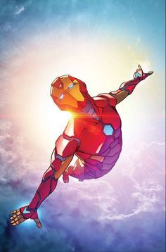 From the violent streets of Chicago, a new armored hero rises! Clad in her very own Iron Man armor, Riri Williams is ready to show the Marvel Universe what she can do as the self-made hero of tomorrow Iron Man Avengers, Iron Heart Marvel, Marvel Vs, Marvel Dc Comics, Marvel Heroes, Mundo Marvel, Comic Books Art, Comic Art, Book Art