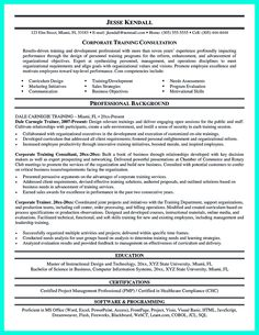 Personal Trainer Resume Objective Personal Trainer Resume Sample ...