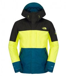 The north face #men's nfz gore-tex ski snowboarding #jacket sulphur spring #green,  View more on the LINK: 	http://www.zeppy.io/product/gb/2/361702196973/