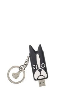 Why not have a flash drive in the likes of one of my fave dog breeds? Shorty Flash Drive - Marc By Marc Jacobs