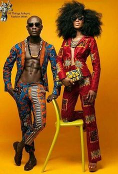 ~African fashion, An