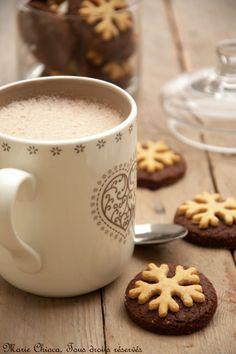 Cookies amande-citron-chocolat   #Coffee