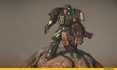 Fanpiece i made for my favourite chapter in the warhammer universe Grey Knights, Warhammer 40000, Space Marine, Artwork, Universe, Bioshock, 3d Modeling, 3d Character, Robot