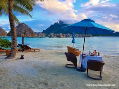 Have the most romantic night of your life by sharing a private Bora Bora dinner on the beach with your lover. See the best locations and tips for planning and organizing the most romantic evening. Romantic Evening, Most Romantic, Four Seasons Bora Bora, Bora Bora Resorts, Planning And Organizing, Romantic Dinners, Beautiful Places In The World, Honeymoon Destinations, Best Location