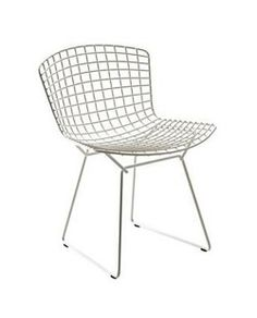 SILLA SIDE CHAIR DE HARRY BERTOIA - KNOLL