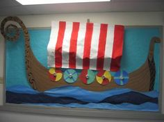 Bulletin Board Ship - That is AWESOME.