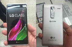 lg class smartphone leaks