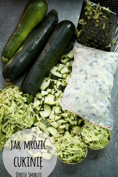 Preserves, Cucumber, Zucchini, Cake Recipes, Paella, Canning, Dinner, Vegetables, Healthy