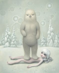 Google Image Result for http://www.markryden.com/paintings/snowyak/paintings/images/Abominable.jpg