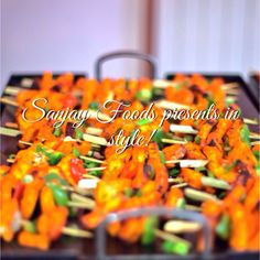 Sanjay Foods caterers for wedding events and more!
