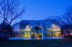 Lamberton Conservatory, Highland Park, Rochester, NY