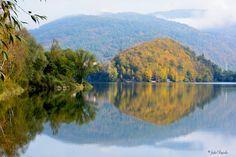 Jeseň na Ružínskej priehrade, Obec Margecany, Slovenská republika