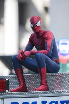 Actor Andrew Garfield at the