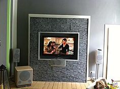 1000 images about tv kast on pinterest wands tvs and flatscreen. Black Bedroom Furniture Sets. Home Design Ideas