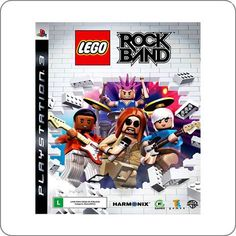 PS3 Lego Rock Band R$69.90