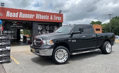 Rims And Tires, Wheels And Tires, Dodge Trucks Lifted, Wheel And Tire Packages, All Terrain Tyres, Ready To Roll, Dodge Ram 1500, Road Runner, 12 Months