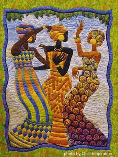 Best of the 2014 Pacific International Quilt Festival - Day 4